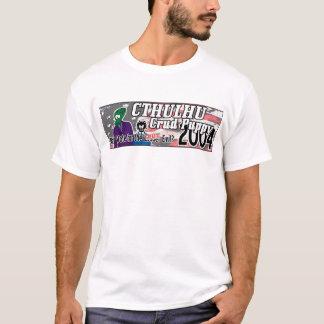 CTHULHU-CRUD PUPPY 2004 TICKET T-Shirt