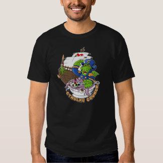 Cthulhu Crunch V2 T Shirt