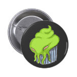 Cthulhu Cupcake Pins