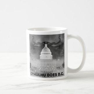 Cthulhu Does DC Mug