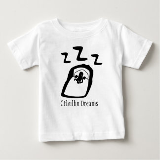 Cthulhu Dreams Baby T-shirt
