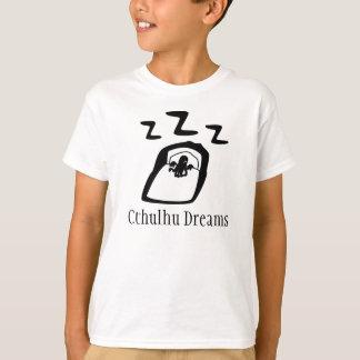 Cthulhu Dreams Kid's T-shirt