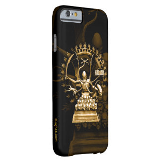Cthulhu el caso del iPhone 6 del destructor Funda Barely There iPhone 6