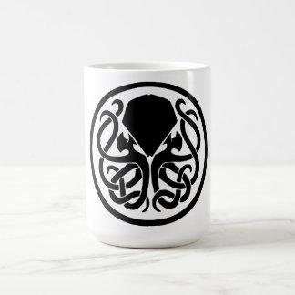 Cthulhu Emblem Coffee Mug