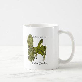 Cthulhu Embrace Madness Mug
