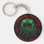Cthulhu Fhatgn Keychain
