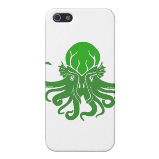 Cthulhu Fhtagn Case For iPhone SE/5/5s