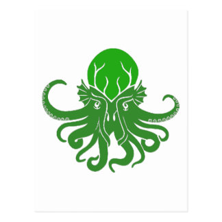 Cthulhu Fhtagn Postales