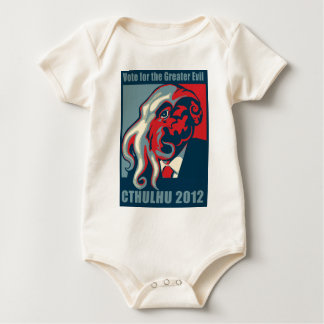 Cthulhu for President- 2012 Rompers
