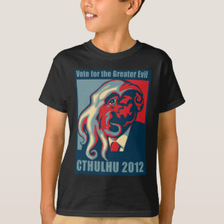 Cthulhu for President- 2012 T-Shirt