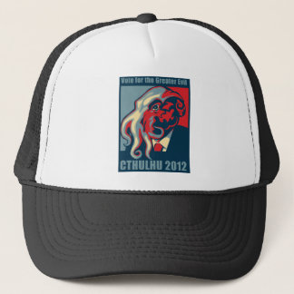 Cthulhu for President- 2012 Trucker Hat