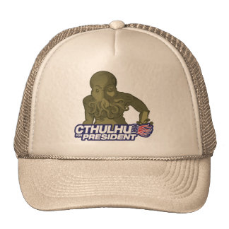 Cthulhu for President Hat
