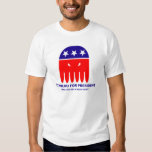 Cthulhu for President Tee Shirt