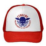 Cthulhu For President Trucker Hat