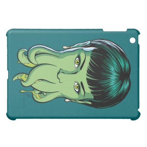 Cthulhu Girl iPad Case