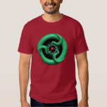 Cthulhu Heart Basic Dark T-shirt