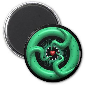 Cthulhu Heart Magnet