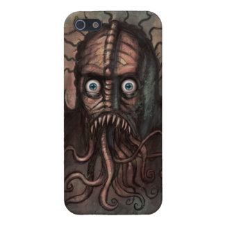 CTHULHU HUMANOID DOOMSDAY iPhone SE/5/5s COVER