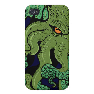 Cthulhu Covers For iPhone 4