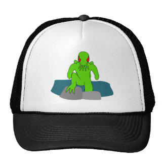 Cthulhu Is Angry Hat