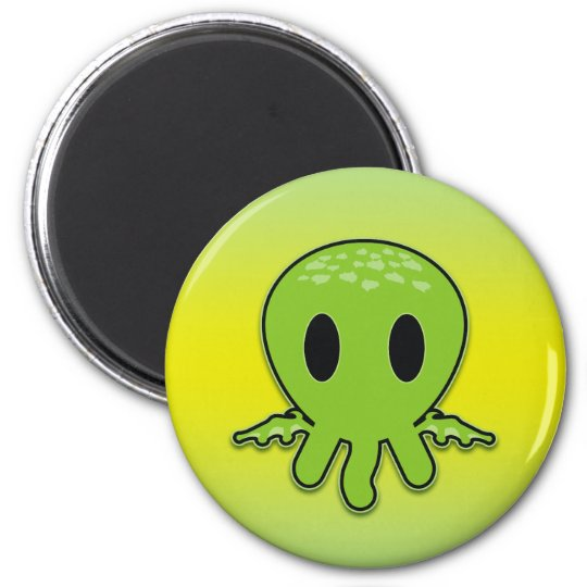 Cthulhu Jr - Icon Magnet