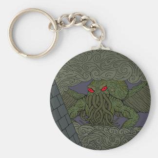 Cthulhu Keychain