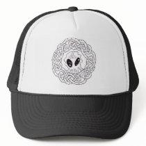 Cthulhu Knotwork Trucker Hat