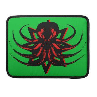 "Cthulhu Macbook Sleeve 13""  - Cthulhu Cult Emblem Sleeve For MacBook Pro"