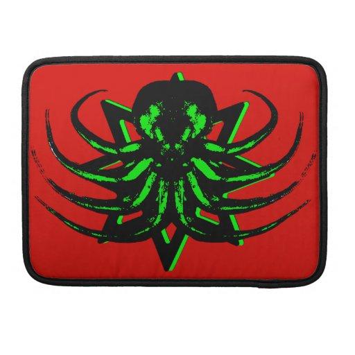 "Cthulhu Macbook Sleeve 13"" - Cthulhu Cult Emblem Sleeve For MacBooks"