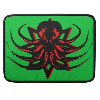 "Cthulhu Macbook Sleeve 15"" - Cthulhu Cult Emblem Sleeve For MacBook Pro"
