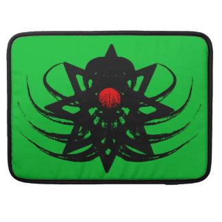 "Cthulhu Macbook Sleeve 15"" - Cthulhu Sigil MacBook Pro Sleeves"