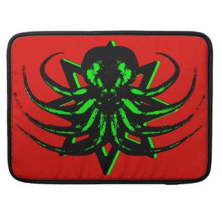 Cthulhu Macbook Sleeve - Cthulhu Cult Emblem. Sleeves For MacBook Pro