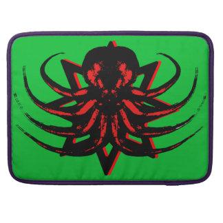 Cthulhu Macbook Sleeve - Cthulhu Cult Emblem. Sleeve For MacBooks