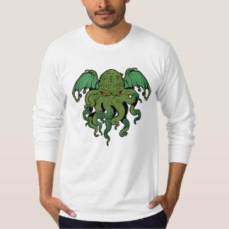 Cthulhu men's long sleeve t-shirt
