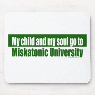 Cthulhu miskatonic university mom dad mouse pad