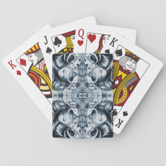 Cthulhu Monument Playing Cards