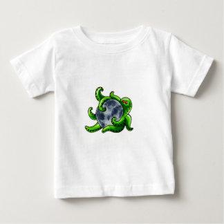 Cthulhu Moon Baby T-Shirt