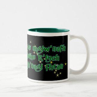 Cthulhu Naptime Mug