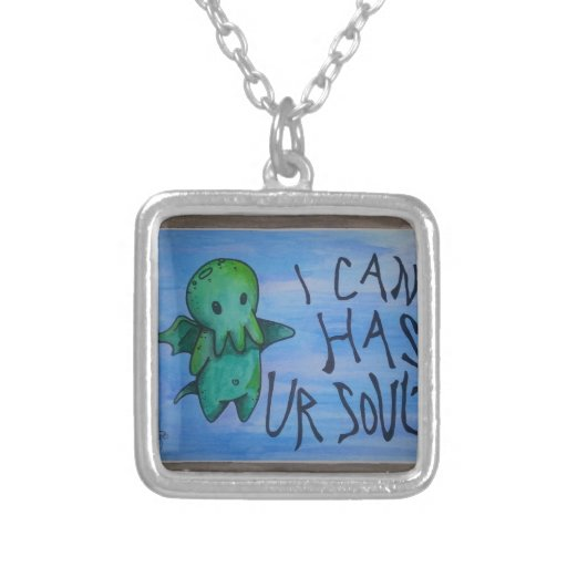 Cthulhu Necklaces
