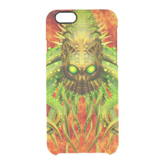 Cthulhu No.2 Inferno Uncommon Clearly™ Deflector iPhone 6 Case