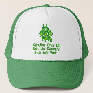 Cthulhu Only Eats Trucker Hat