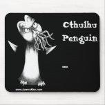 Cthulhu Penguin: .... Mouse Pad