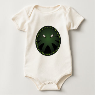 Cthulhu Roundel Baby Bodysuit