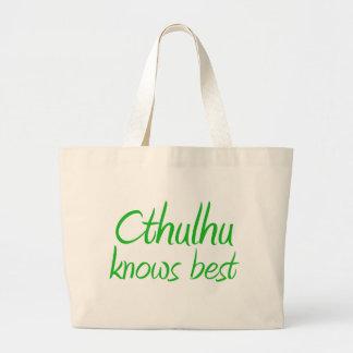 Cthulhu sabe la bolsa de asas