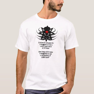 Cthulhu Shirt - Shoggoth Math