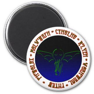 Cthulhu Sleeps - Magnet