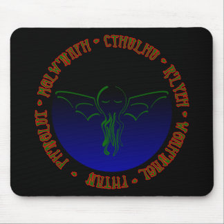 Cthulhu Sleeps - Mousepad