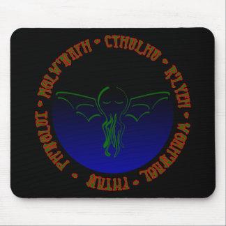 Cthulhu Sleeps - Mousepad