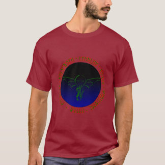 Cthulhu Sleeps T-Shirt