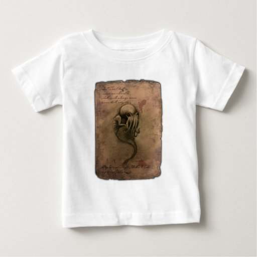 Cthulhu Spawn Baby T-Shirt